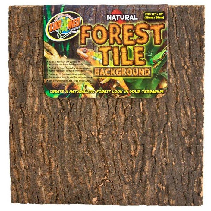 Natural Wood Tile Background (45x61 cm)