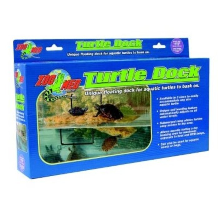 Turtle Dock Small (10 Gallon And Up Size)