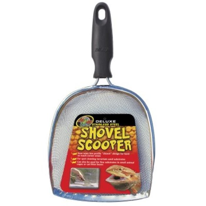 Deluxe Shovel Scooper