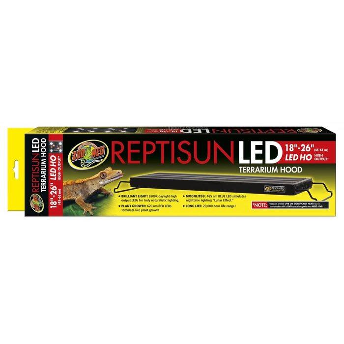 ReptiSun LED Fixture - (76 - 96 cm)