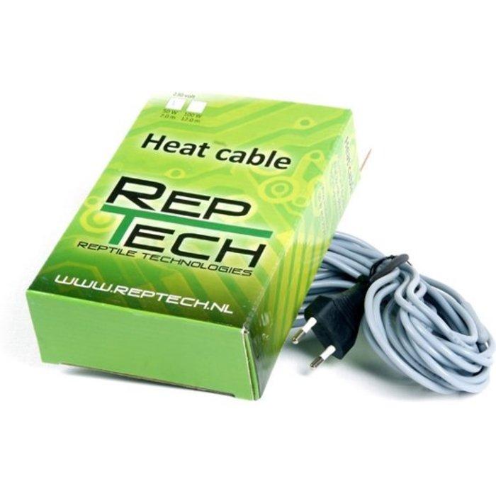 Warmtekabel, 100W, 12 m - (HC100)