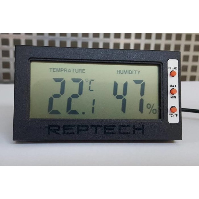 Digital Hygro/Thermo Meter With Memory (HA)