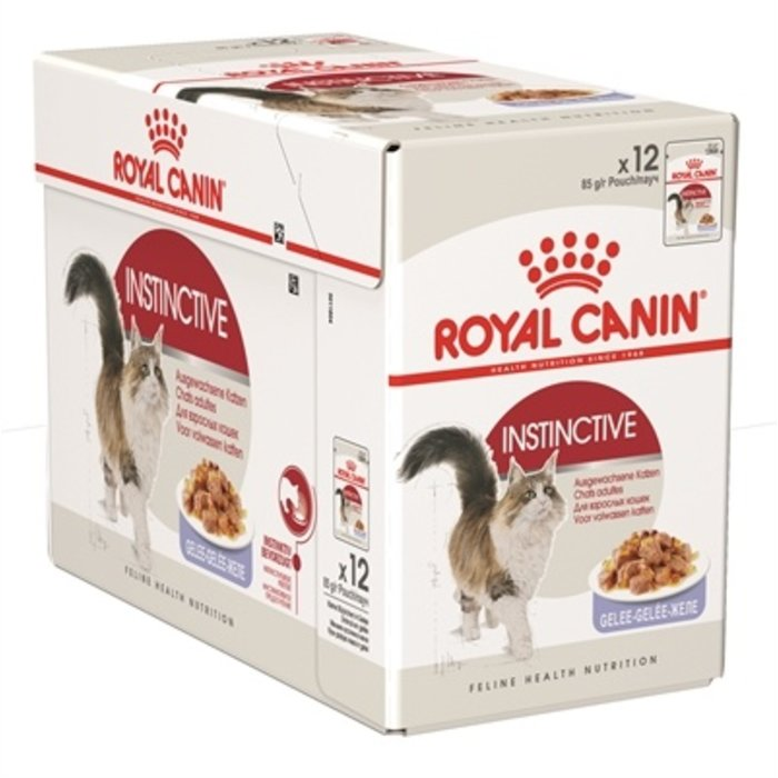 Royal canin instinctive in jelly