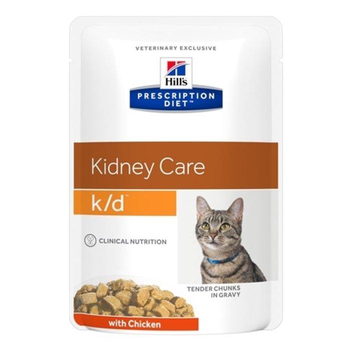 Hill's feline k/d kip