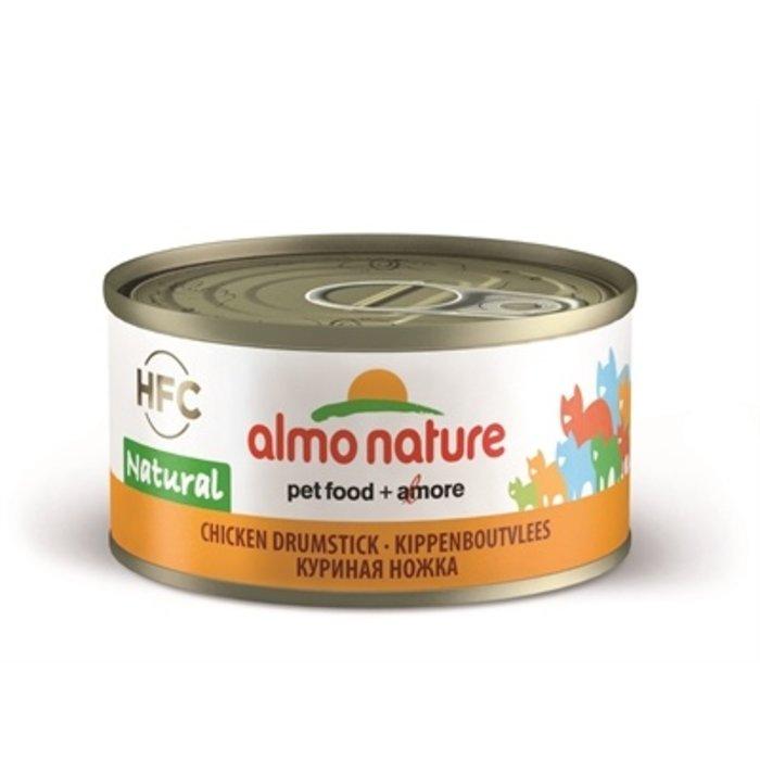 24x almo nature cat kip drumstick