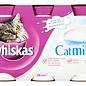 5x whiskas catmilk flesje