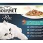 12x gourmet perle 4-pack pouch vis delicatesse