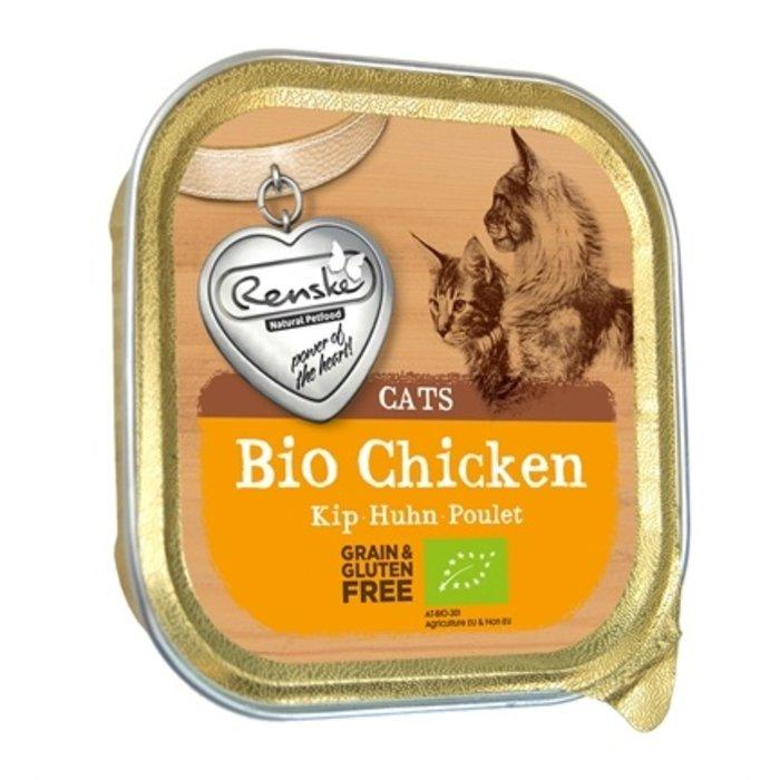 19x renske kat graanvrij biologisch kip