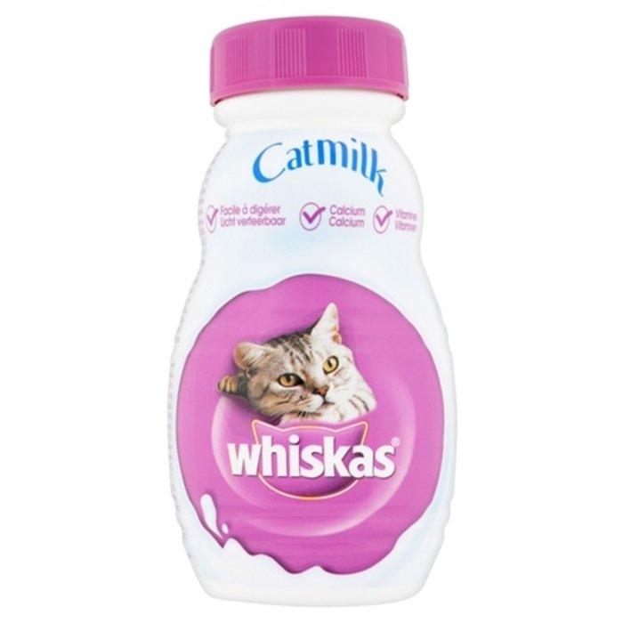 Whiskas catmilk flesje