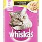 12x whiskas blik adult brokjes in saus kip