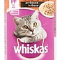 12x whiskas blik adult rund in saus