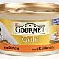 24x gourmet gold fijne mousse kalkoen