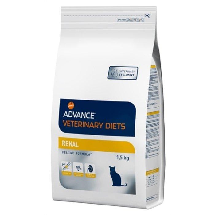 Advance kat veterinary diet renal failure