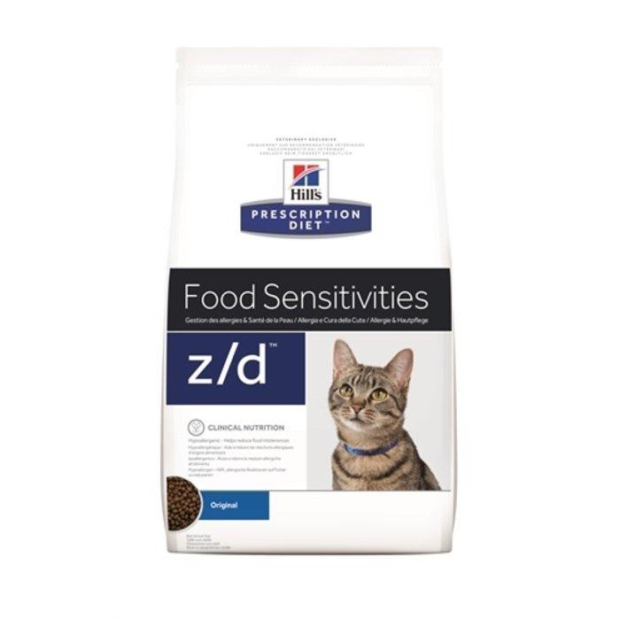 Hill's feline z/d