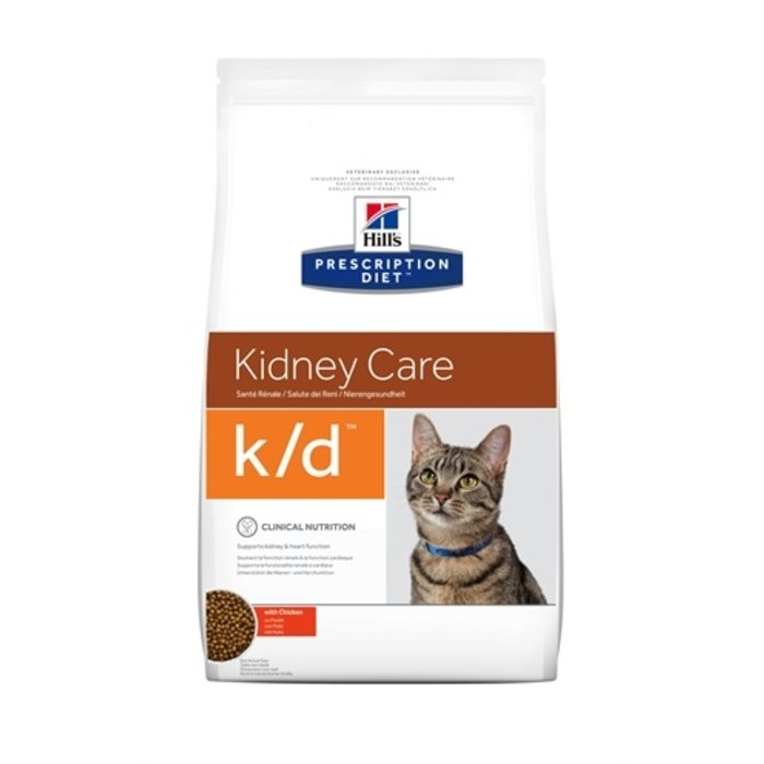 Hill's feline k/d nier
