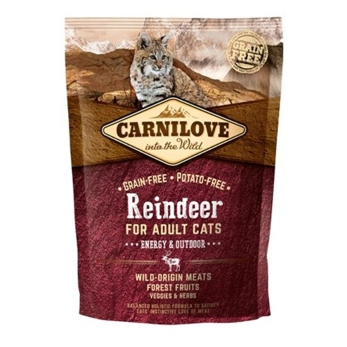 Carnilove reindeer energy / outdoor