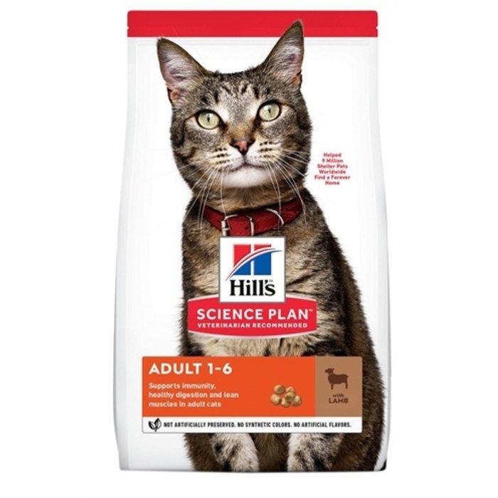 Hill's feline adult optimal care lam