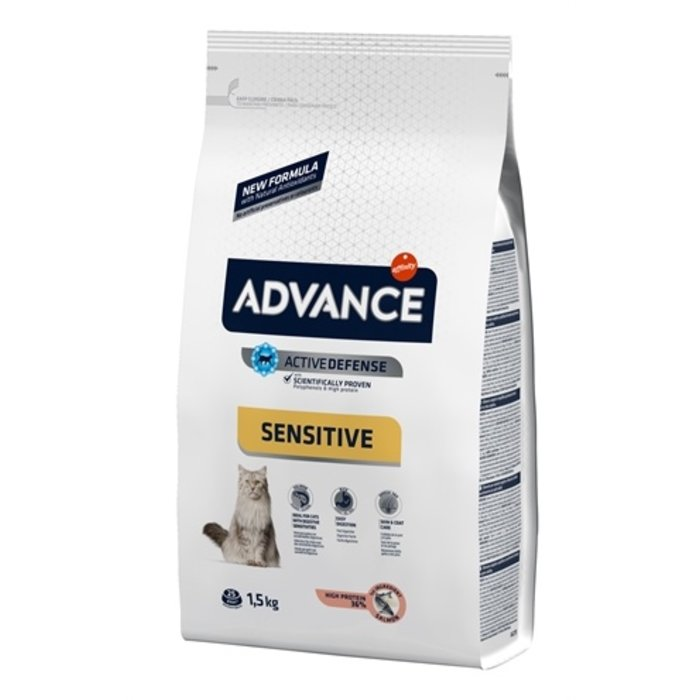 Advance cat adult sensitive
