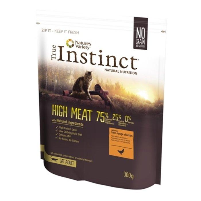 True instinct free range chicken
