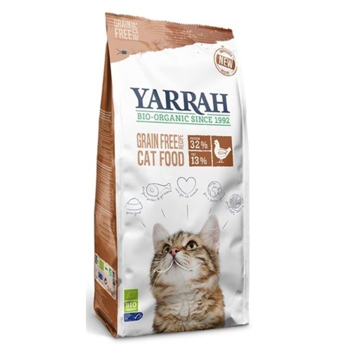 Yarrah cat adult graanvrij kip/vis