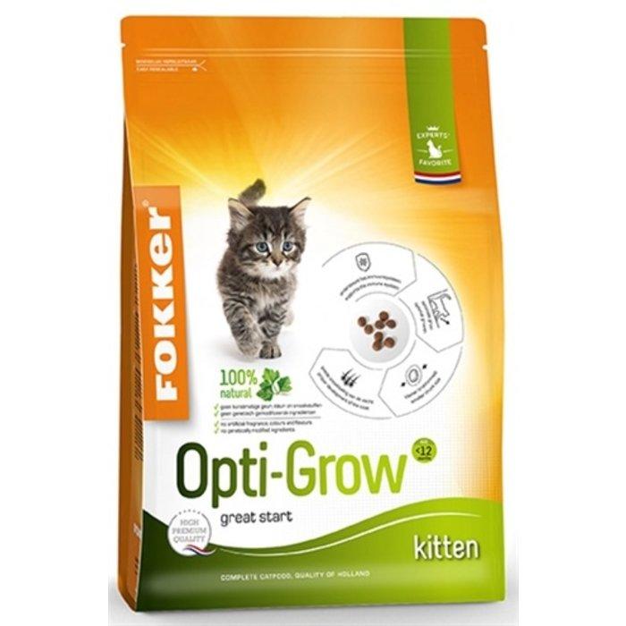 Fokker kat opti-grow