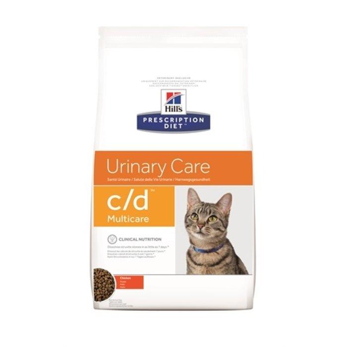 Hill's feline c/d multicare