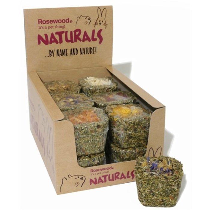 Rosewood naturals knaagpotje