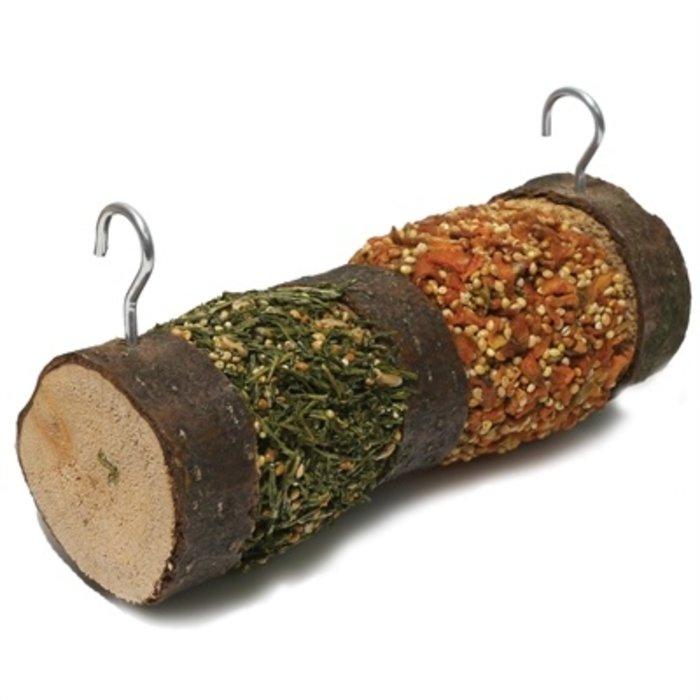 Rosewood naturals knaagrol hout wortel peterselie