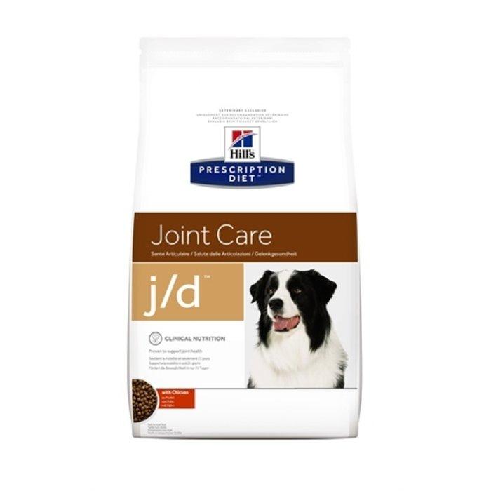 Hill's canine j/d artritus