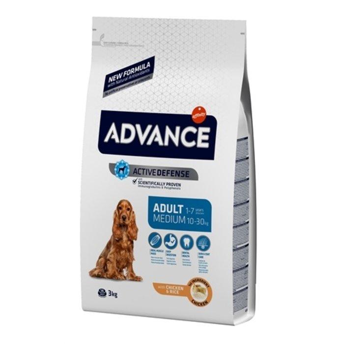 Advance medium adult