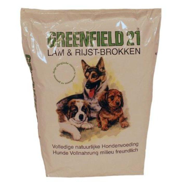 Greenfield 21 brok lam/rijst