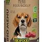 12x biofood organic hond rund menu blik