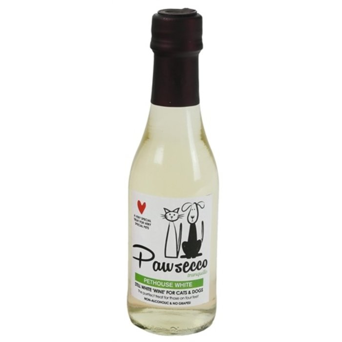 Luxury pawsecco penthouse witte wijn