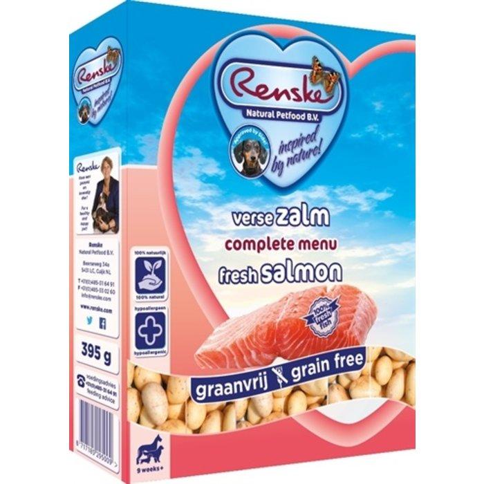 10x renske vers vlees zalm graanvrij