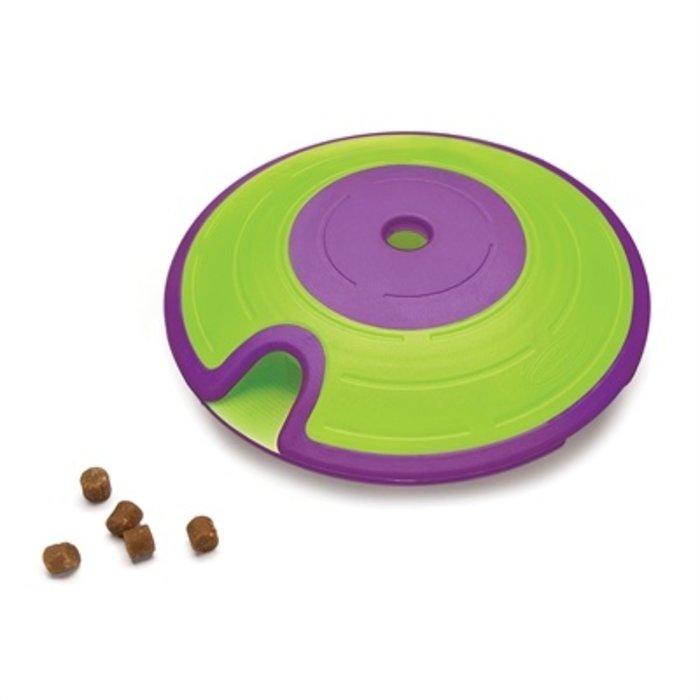 Nina ottosson dog treat maze paars / lime