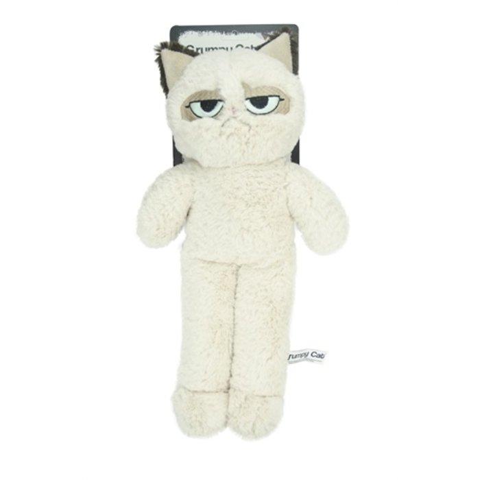 Grumpy cat pluche kat voor de hond