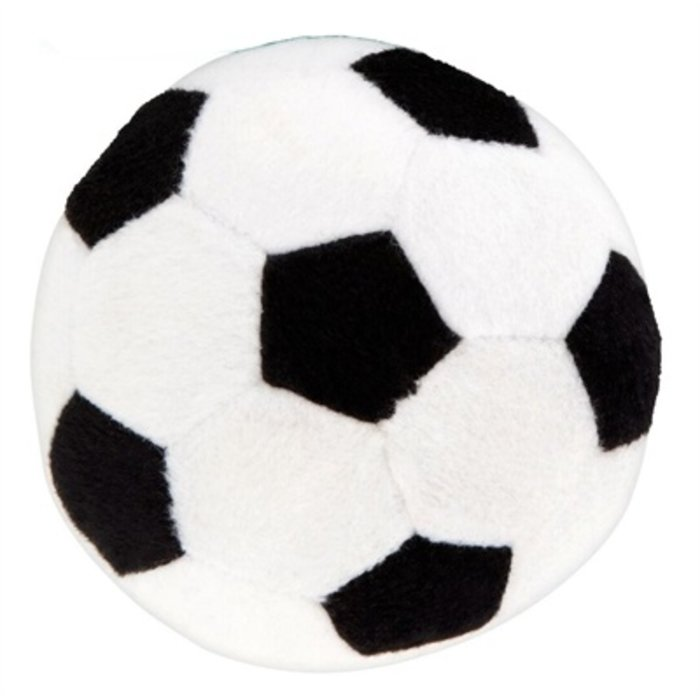 Pluche voetbal