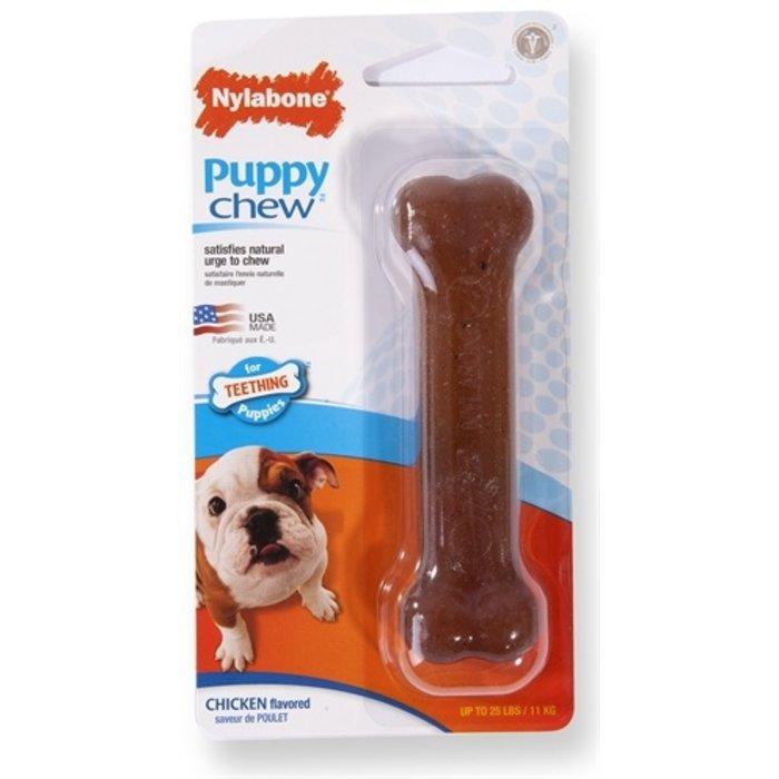 Nylabone puppy chew kipsmaak