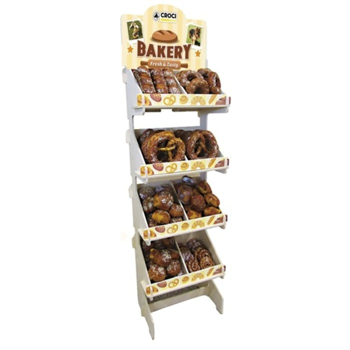 Croci display dog chew bakery