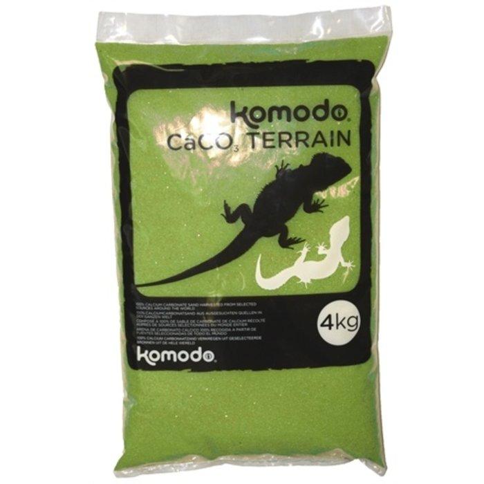 Komodo caco zand groen