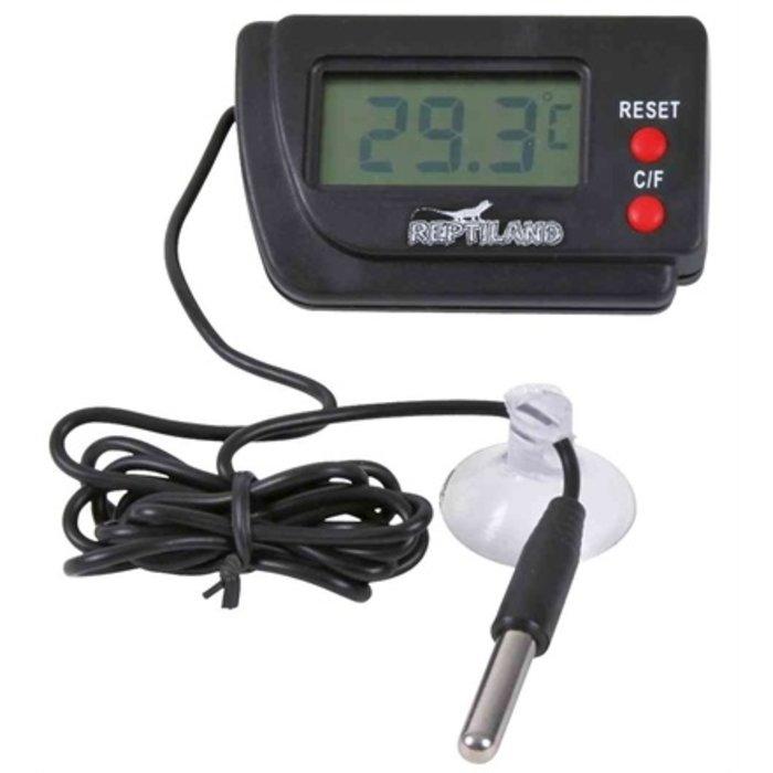 Trixie reptiland thermometer digitaal met afstandsmeter