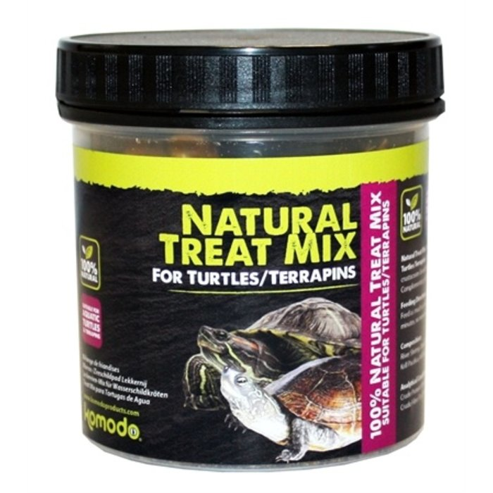 Komodo turtle / terrapin natural treat mix