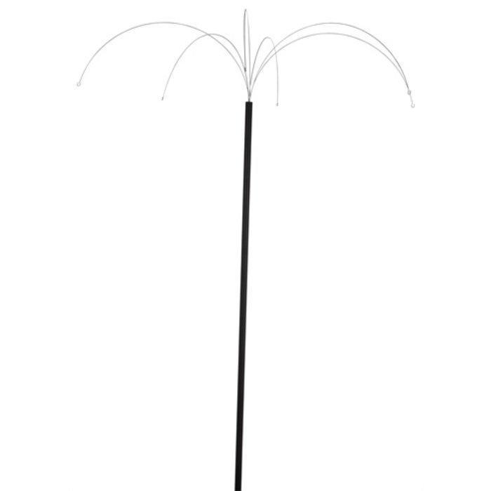 Trixie mezenbollenhouder palm zwart