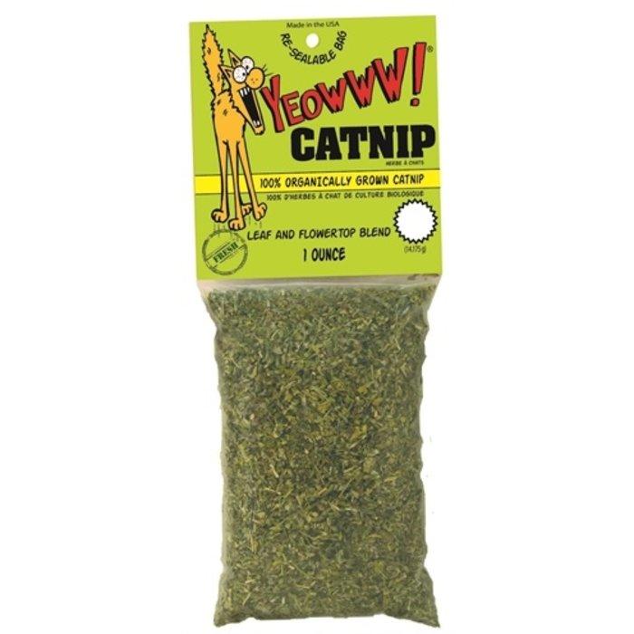Yeowww catnip zakje