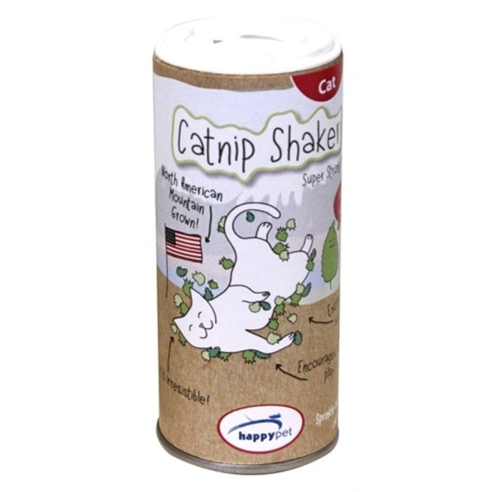 Happy pet catnip shaker