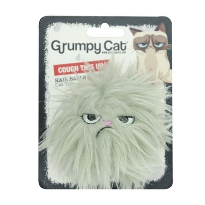 Grumpy cat haarbal speeltje