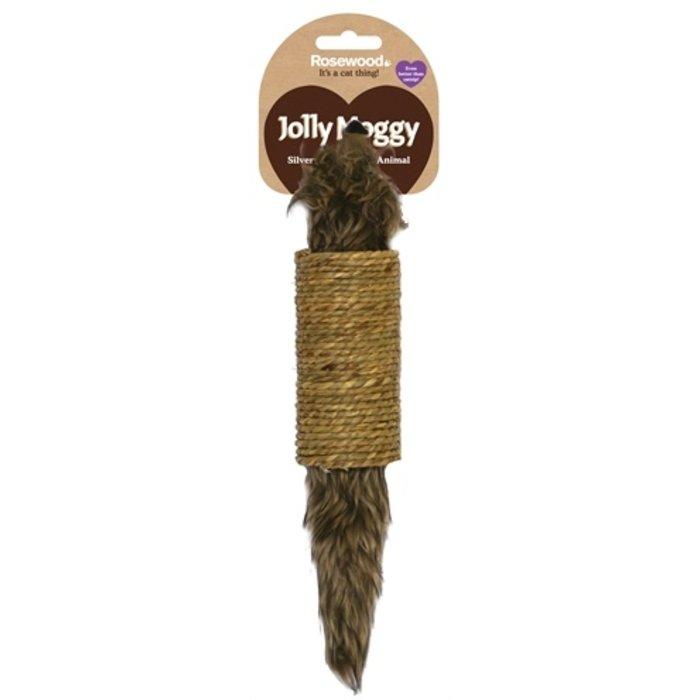 Jolly moggy zeegras dier matatabi