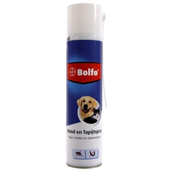 Bolfo mand- en tapijtspray