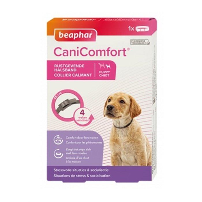 Beaphar canicomfort rustgevende halsband puppy