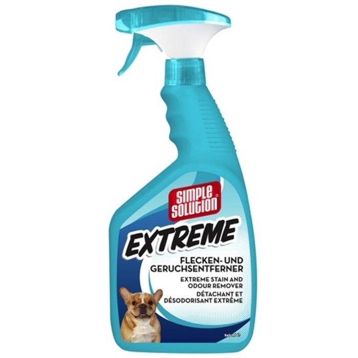 Simple solution stain & odour vlekverwijderaar extreme